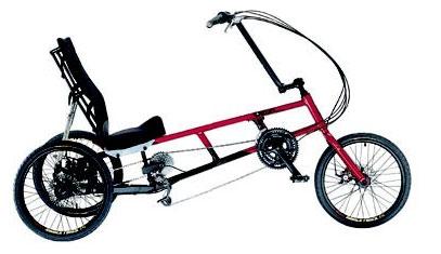 Suz Ez 3 Delta Trike