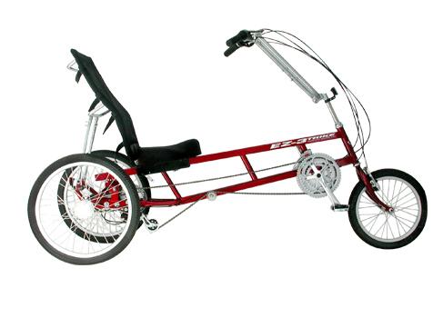 Sun Ez 3 Sx And Cx Delta Trike